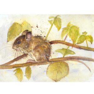 Nibble On A Branch - Kate Wyatt