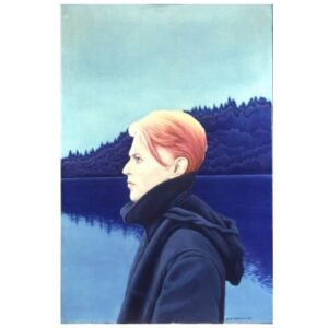 Man Who Fell To Earth - George Underwood