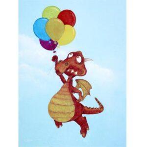Flying High by Linda Strbac