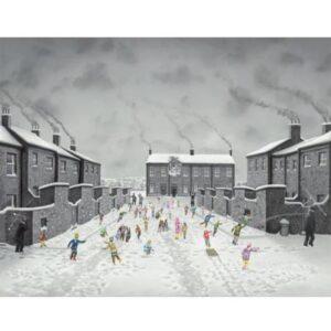 Snow Much Fun-Leigh Lambert