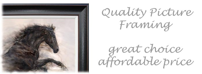 Uckfield Picture Framing - Diane Hutt Gallery