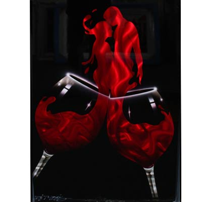 Double Amore By Chris Derubeis Diane Hutt Gallery