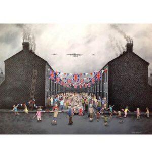 Peace at Long Last by Leigh Lambert