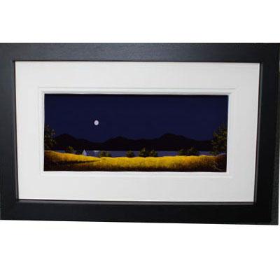 Hillside-View by John Russell