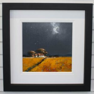 Harvest Moon by John Horsewell