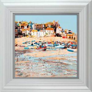 Tom Butler Low Tide St Ives Bay